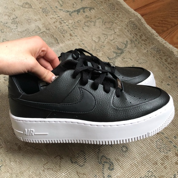 7ddb2fe5a Shoes | Womens Nike Air Force 1 Sage Low | Poshmark